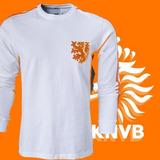 Camisa Retrô Holanda Logo Ml 1978 25e7eddf8085c
