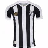 f27e6e4b80d06 Camisa Do Santos 2018 2019 Listrada Pronta Entrega Masculino