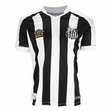 Camisa Santos Oficial Umbro 2018 19 Listrada Original 946c0026818cd