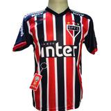 f15b7bd091 Camisa São Paulo Listrada Bran ... Preço R  29.9. Comprar