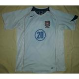 b0dee55d66517 Camisa Seleção Craque Deco Portugal 2004 Original Nike 88