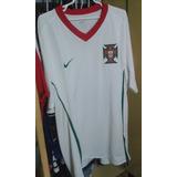 Camisa Seleção De Portugal Euro 2008 G 15ce8923eb8ea