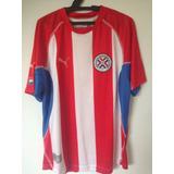 Camisa Seleção Do Paraguai 2002 f5e30a3a9a7dc