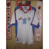 Camisa Seleção Do Paraguai Puma Made In Paraguai fb7327538445c