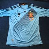 4e6149f89a Camisa Seleção Espanha 2012 Eurocopa adidas