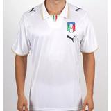 b92c2f9554 Camisa Seleção Italiana De Futebol 2009 Puma Itália