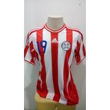 Camisa Seleção Paraguai Jogo c10d219e90c78