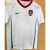 70849e138e Camisa Seleção Portugal Infantil Nike 2008 Importada