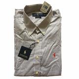 Camisa Social Ralph Lauren Masculina Original Tam  M P1 83c2fbe4972