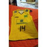 d5e727e9d42 Roupas   Regata Olympikus Brasil Volei