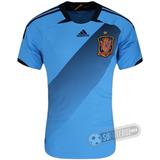 Camisa adidas Seleção Espanha Away 2012 Euro Copa Uefa Troco e6a6adc17c93e