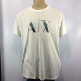 Camiseta Masculina Armani Exchange Algodão Pima Importada 3390641ab456b