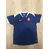 Camiseta Nike França Seleção Rugby Masculino Adulto P fc8a352977cde