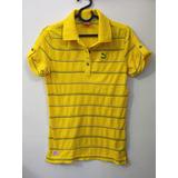 Camiseta Polo Puma Original Feminina  semi nova