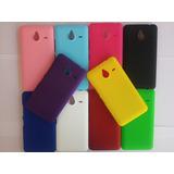 Capa  Capinha Policarb  Emborrachado Lumia 640 Xl  pelicula