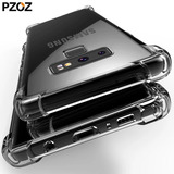 Capa Anti Impacto   Película Vidro Samsung Galaxy Note 8   9