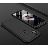 Capa Capinha 360° Para Redmi Note 5   5 Pro 1 Película Vidro