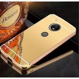 Capa Capinha Espelhada Motorola Moto G5 Tela5 0 Xt1672