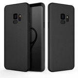 Capa Capinha Ultra Fina Fosca Slim Para Galaxy S9 E S9  Plus