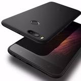 Capa Case Fina Fosca Xiaomi Mi A1   5x  1 Película Vidro Top