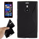 Capa Case Tpu Premium   Película    Nokia Lumia 1520