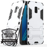 Capa Galaxy A8 Plus 2018 | Skudo Defender Anti Choque