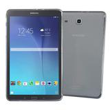 Capa Silicone Tpu Tablet Samsung Tab E 9 6 T560 T561   Vidro