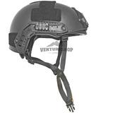 Capacete Fma Balístico Helmet Tb325   Preto
