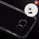 Capinha Transparente Tpu Ultra fina Galaxy Note 5   Película