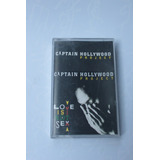 Captain Hollywood Love Is Not Sex Fita K7 Cassete 1993