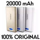 Carregador Portátil Celular Original Pineng 20000mah Real