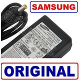 Carregador Samsung Np300 Np305 Np r430 Rv410 Rv411 Original