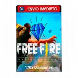 Cartão Garena Free Fire 2015 Diamantes  recarga Por Id