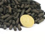 Carvão Ativado Granulado  Embalagem Com 1kg   Granel