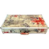 Case Para Pedaleira G5n Tema Inglaterra