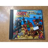 Cd Booty Super Party Club Classics  Freestyle  Miami  Funk