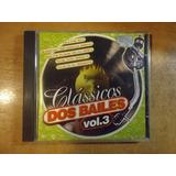 Cd Clássicos Dos Bailes Vol 3  Freestyle   Miami