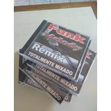 Cd Funk Melody Remix Internacional Cd Original Lacrado Zero
