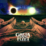 Cd Greta Van Fleet   Anthem Of The  Peaceful Army  2018
