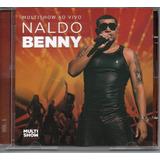 Cd Naldo Benny   Multishow Ao Vivo   Jbm