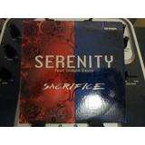 Cd Single Serenity    Sacrifice Electro Freestyle Miami Bass