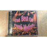 Cd The Best Of Funk Melody   O Melhor Do Freestyle E Miami
