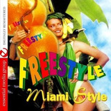Cd Various Artists Freestyle Miami Style 1    Various