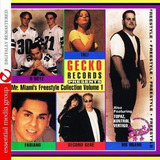 Cd Various Artists Mr  Miami s Freestyle Collection 1    Var