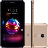 Celular Lg K11  32gb Dual Chip Android 5 3  13mp Dourado