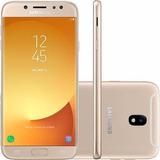 Celular Samsung Galaxy J7 Pro Tela 5 5   4g 64gb Dourado