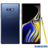 Celular Samsung Galaxy Note9 Azul Tela 6 4 4g 128gb Sm n9600
