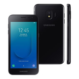 Celular Samsung J2 Core Preto 16gb 5  Android 8 1 8mp 4g