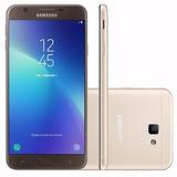 Celular Samsung J7 Prime 2 32gb Dourado   Tv Digital