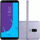 Celular Samsung J8 64gb Prata Tela 6   4g